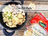 One pot pasta du printemps