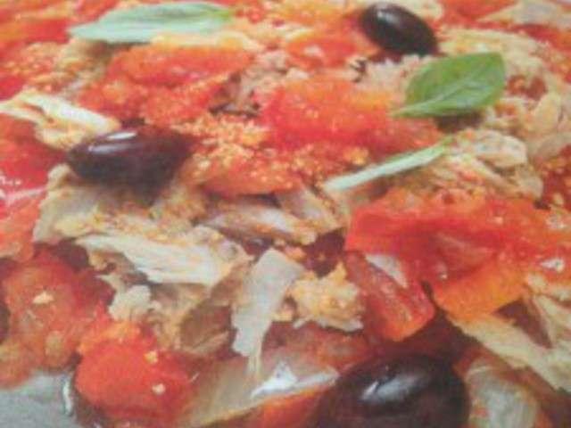 Recettes de tomates de y 39 a quoi dans mon frigo for 750g dans mon frigo