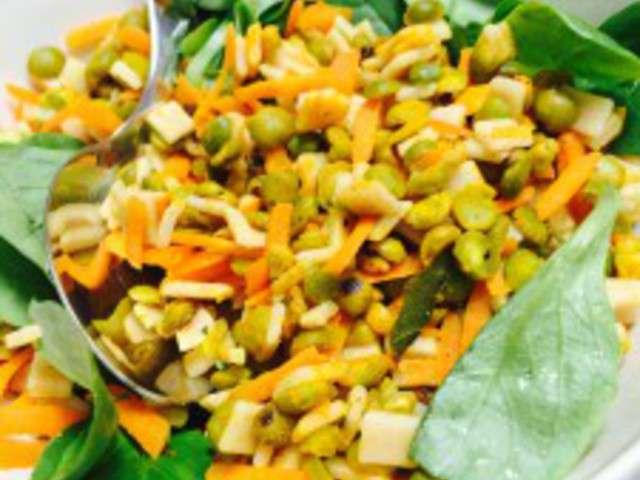 Recettes de salade v gan for 750g dans mon frigo