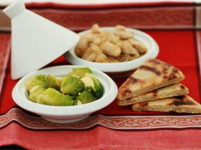 Les meilleures recettes de choux de bruxelles et cuisine au four - Gratin de choux de bruxelles ...