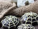 Black & white cookies | Halloween