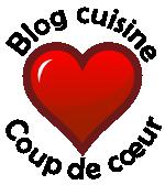 Sélection de blogs cuisine coups de coeur