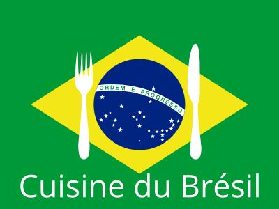 Cuisine du Brésil