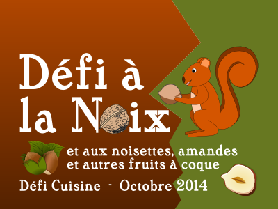 Défi à la noix !