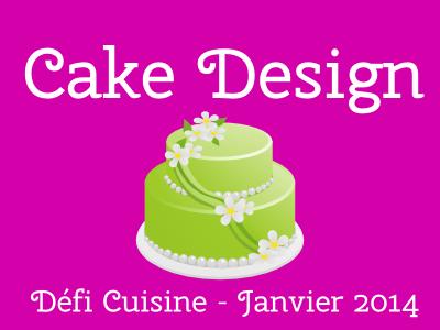 Défi Cake Design