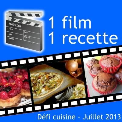 Défi 1 film 1 recette