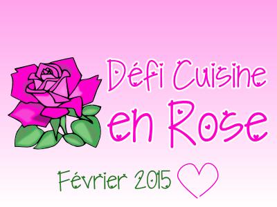 Défi Cuisine en Rose