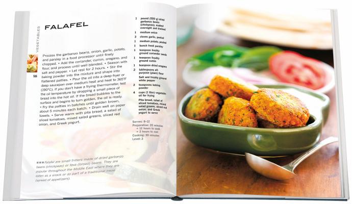 D fi cuisine des l gumes pour le dessert - Livre de cuisine traditionnelle francaise ...
