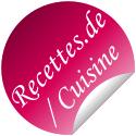 Mon blog a été sélectionné par le site Recettes de Cuisine